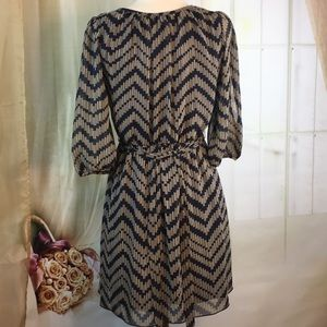 Sweet Storm Dresses - Sweet Storm Striped Dress